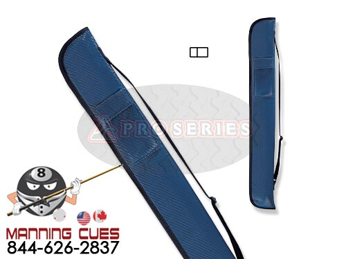 Pro Series 1 butt/1 shaft Blue soft case C-30BL