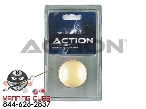 Action Cue Ball - Blister Pack