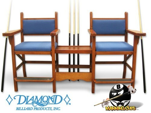 Diamond Player's Chair Unit