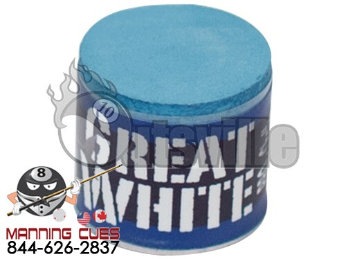 Great White Pro Chalk With Dust Cap - 5 Colors