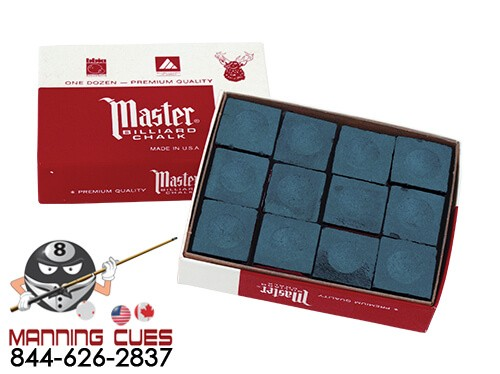 Master Chalk - 1 Dozen Chalk - 12 Colors
