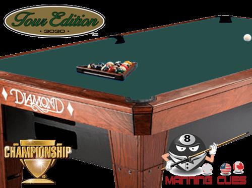 Championship Tour Edition 3030 Cloth - Dark Green
