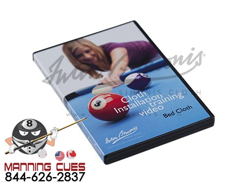 Simonis Bed Cloth Installation Training DVD