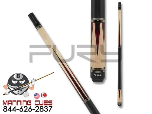 Fury FUCJ05 Maple Pool Cue