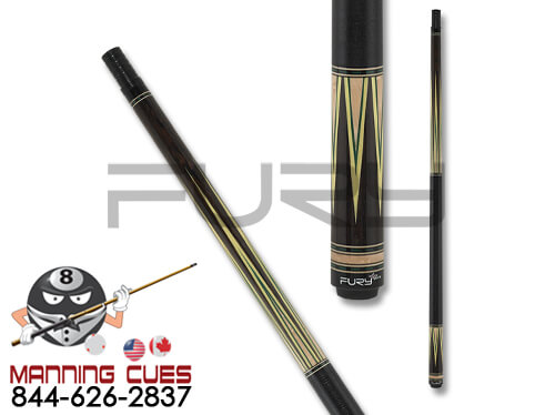 Fury FUCX03 Wenge Pool Cue