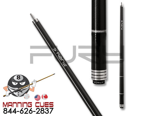 Fury FUFG05 Black Pool Cue