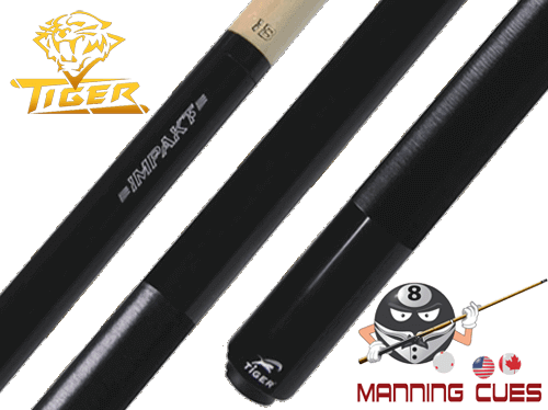 Tiger Impakt Break Cue With Wrap
