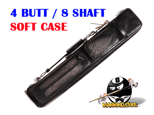 Instroke Soft Sided 4x8 GO1 Black Soft Case