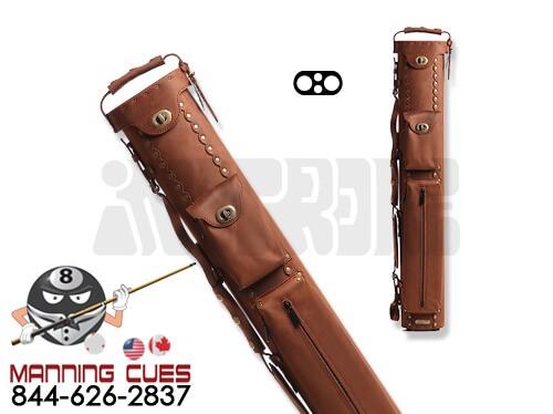 Instroke 2B/2S Leather Buffalo Cue Case