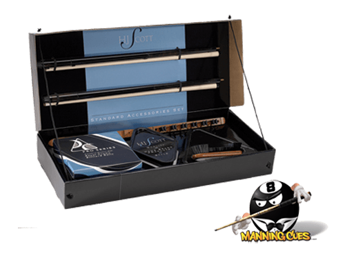 HJ Scott Standard Pool Table Accessory Kit