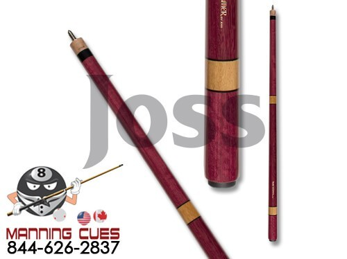 Joss Thor Hammer Purpleheart Break Cue