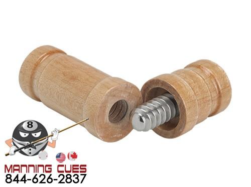 Exotic Wood Joint Protector Set - Birdseye Maple