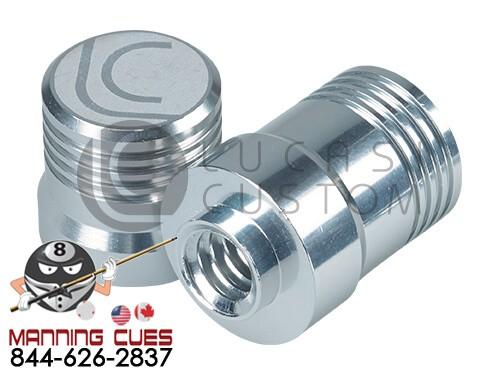 Aluminum Uni-Loc Joint Protector - Lucasi Logo