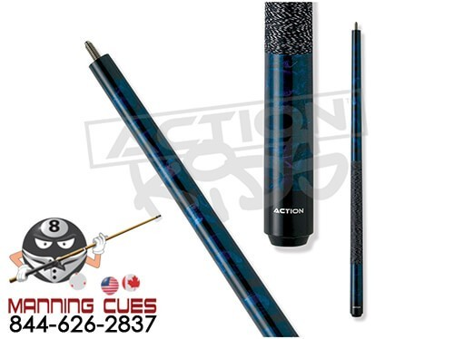 "Action Kids JR08 - Blue Marble 52"" cue"