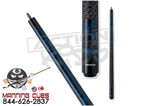 "Action Kids JR11 - Blue Marble 48"" cue"