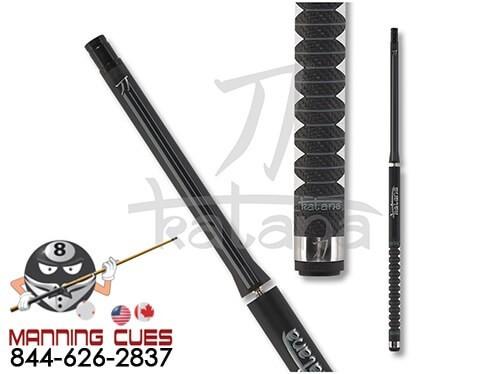 Valhalla by Viking VA101 Black Pool Cue Stick 16-21 oz Green Chalk Warranty