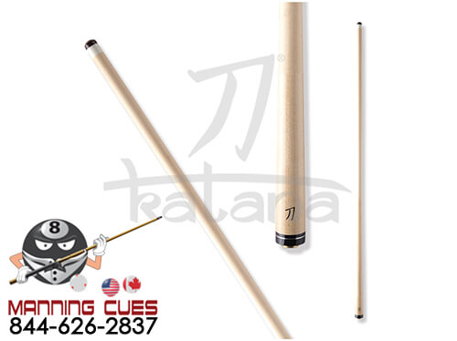 "Katana KATXS1 Performance 30"" Shaft with Uni-Loc Joint and Silver Ring Collar"