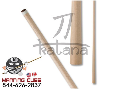 Katana KATSX1 Performance Shaft Partial with No Joint and No Collar