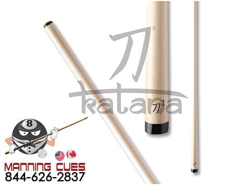 Katana KATSX2 Performance Shaft with 3/8x8 Joint and Black Collar