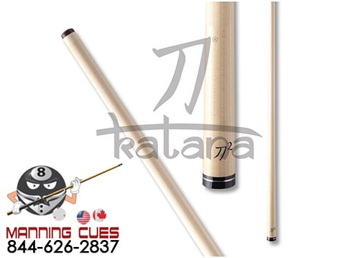 Katana KATSX2 Performance Shaft with Scorpion Joint and Silver Ring Collar