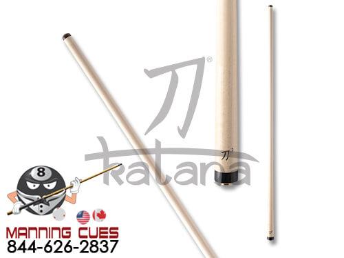 Katana KATXS3 Performance Shaft with 3/8x14 Joint and Black Collar