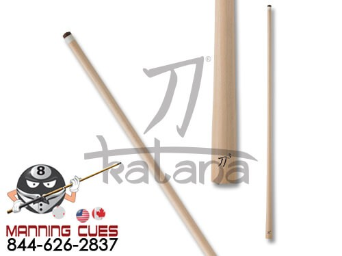 Katana KATXS3 Performance Shaft Partial with No Joint and No Collar