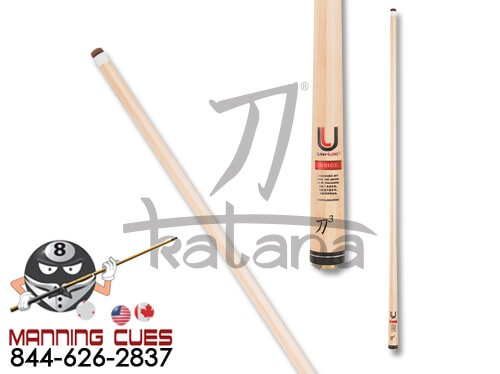 Katana KATXS3 Performance Shaft with Uni-Loc Joint and Silver Ring