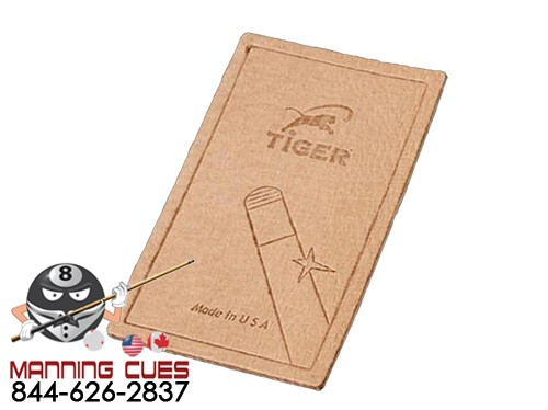 Tiger Leather Burnisher