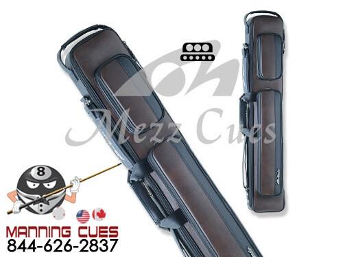 Mezz MZ-35T Brown 3B/5S Soft Case