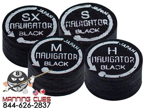 Navigator Black Tips