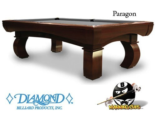 pool table billiard smart transparent diamond products inc
