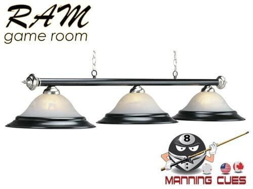 Matte black 3 light fixture