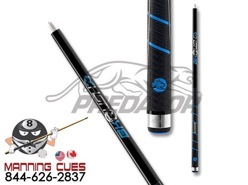 Predator BK RUSH Sport Wrap Break Cue