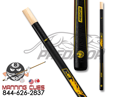 Predator Air 2 Yellow Sport Wrap Jump Cue