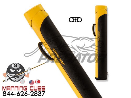 Predator Sport Yellow 2B/4S Hard Case