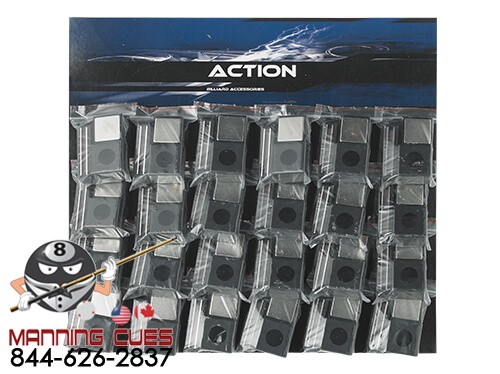 Action Magnetic Chalker - Card of 24