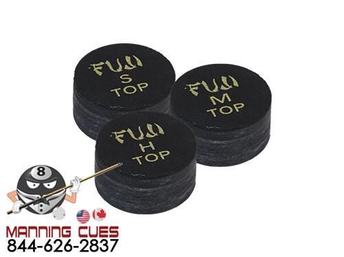 Longoni Fuji Black Cue Tip
