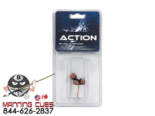 Action Screw-On Tips & Ferrules