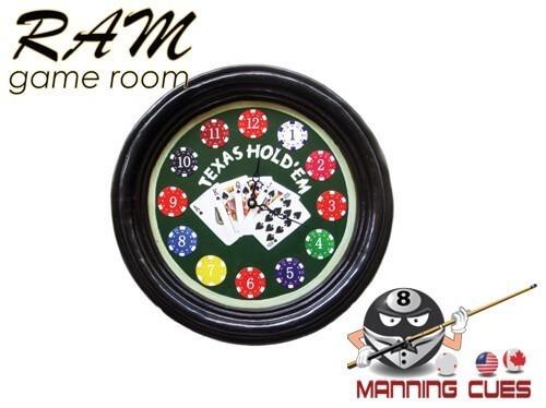 Texas Hold'em Clock