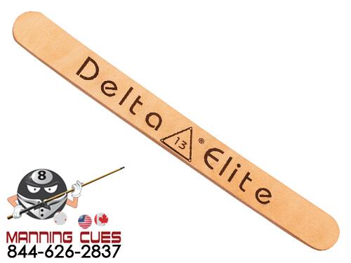 Delta-13 Elite Rack Leather Inserts - RKDEL