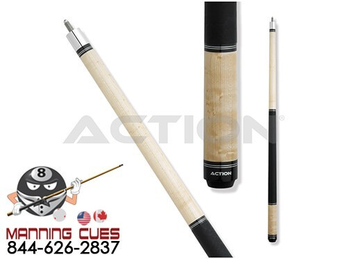 Action RNG01 Ring Pool Cue Blonde w// FREE Shipping