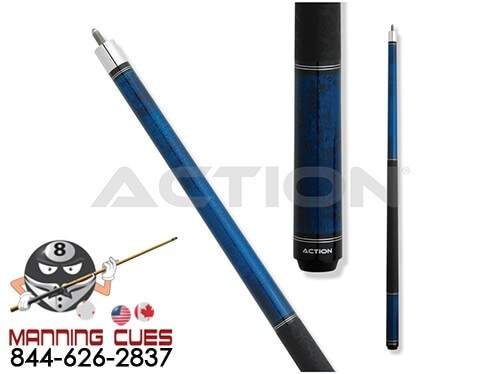 Action RNG04 Blue Pool Cue