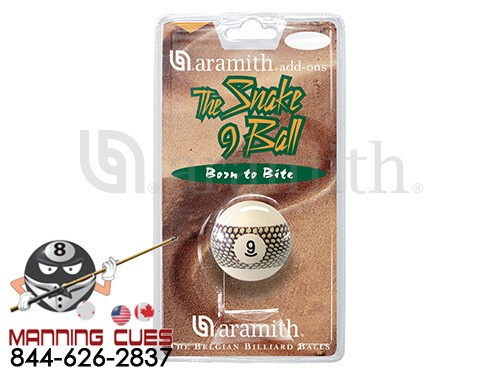 Aramith The Snake Ball in Blister Pack