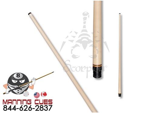 Scorpion 12mm Bamboo Ring JAR Series Shaft