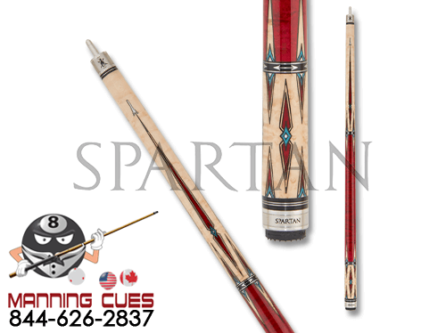Spartan SPR05 Low Deflection Pool Cue