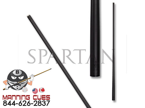 Spartan Carbon Fiber 12.75 mm White Ferrule Shaft
