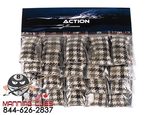 Shaft Slicker by Action - Card of 20