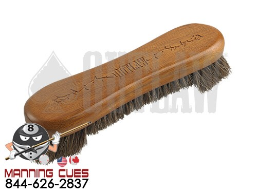 Outlaw Deluxe Horsehair Table Brush