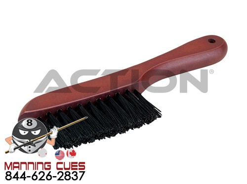 Action Nylon Rail Brush