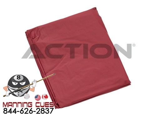 Action 9 Foot Pool Table Cover